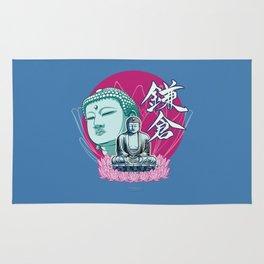 Kamakura Buddha Rug