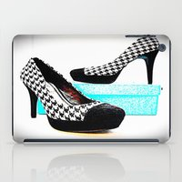 shoe iPad Cases featuring Shoe Lust by 2sweet4words Designs