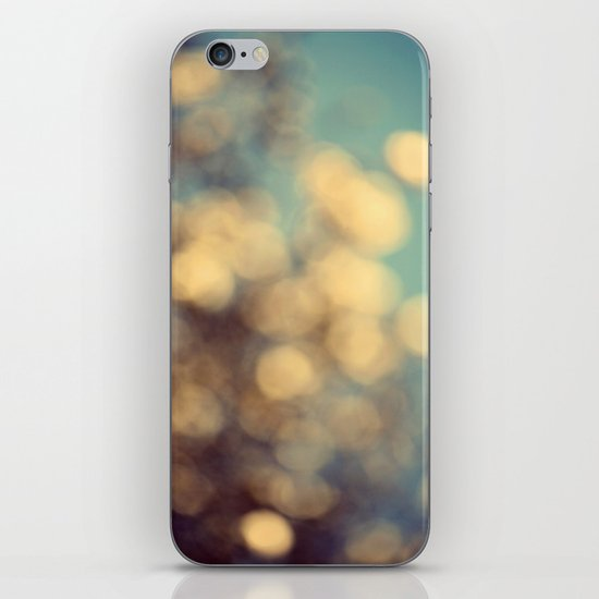 Dance of the Magnolia Blossoms iPhone Skin