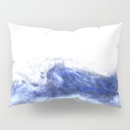 Atmospheric abstract Pillow Sham