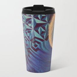 Moonlight Wave Travel Mug