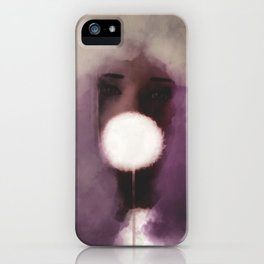 Cotton Candy v1 iPhone Case