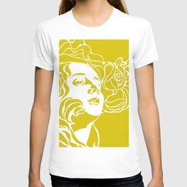 """Koloman (Kolo) Moser """"Girl's head"""" (4) T-shirt"""