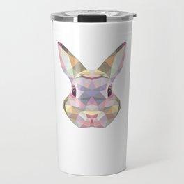 Bunny Awesome Hare Rabbit Wildlife Cony Nature Pet Coney Animals Gift Travel Mug