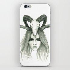 Zodiac - Aries iPhone Skin