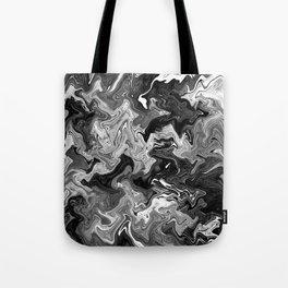 Muddled Three Tote Bag
