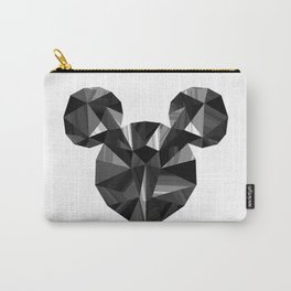 Black Pop Crystal Carry-All Pouch