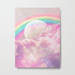 Sweet Sweet Moon Metal Print