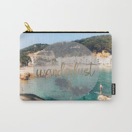 Wanderlust Paradise Carry-All Pouch