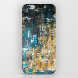 Get your hands dirty iPhone Skin