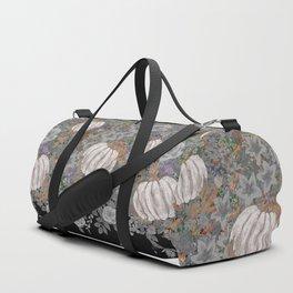 fall pumpkin Duffle Bag