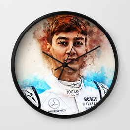 George Russell Wall Clock