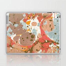 Blue Burns Orange Laptop & iPad Skin