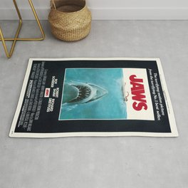 Jaws - Movie Poster Rug