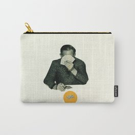 Poker Face Carry-All Pouch