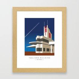 Tagliero Centre Framed Art Print