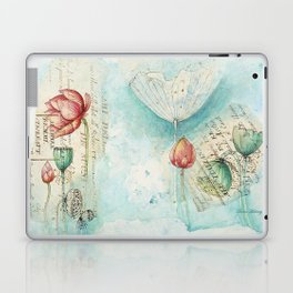 Symphony in the Garden 2 Laptop & iPad Skin