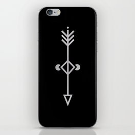 Arrow I iPhone Skin