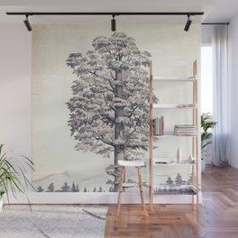 L'Illustration horticole Wall Mural