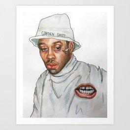 Tyler the creator Art Print