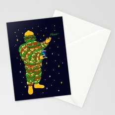 Michelin Hamburger Stationery Cards
