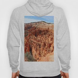Bryce Canyon View At Sunset Point Hoody
