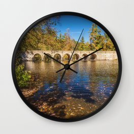 Cumberland Mountain State Park Wall Clock