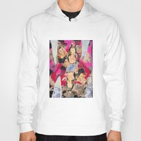 britney Hoodies featuring Britney by GREATeclectic