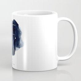 Zodiac Star Constellation - Leo Coffee Mug