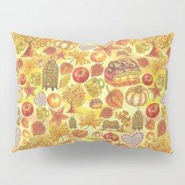 Rustic Fall. Indian summer Pillow Sham