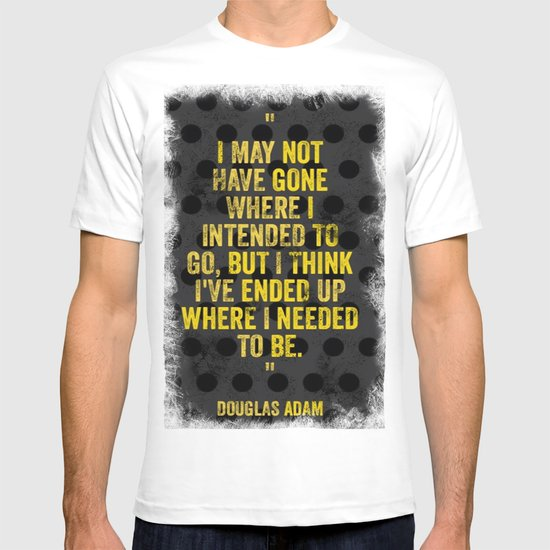 Intentions  T-shirt