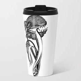 Carnivorous plant Travel Mug