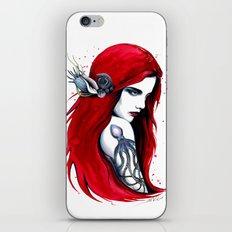 -City Ariel- iPhone & iPod Skin