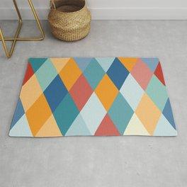 Colorful Geometry VIIA Rug