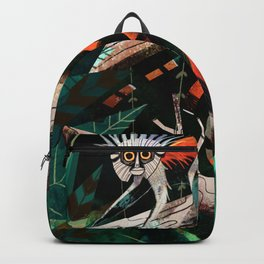 Monkeys of the Jungle Backpack