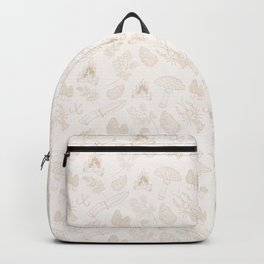Nature Finds Backpack