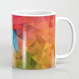 Autumn pattern WND Coffee Mug