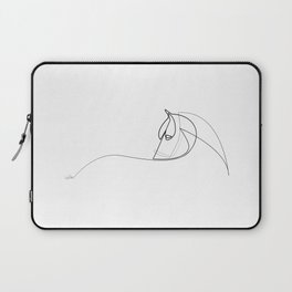 Pony line Laptop Sleeve