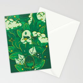 Miracle of life Stationery Cards