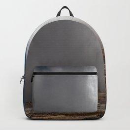Old Faithful being Faithful Backpack