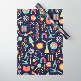 Science Studies Wrapping Paper