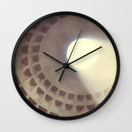 The Pantheon  - Rome Wall Clock