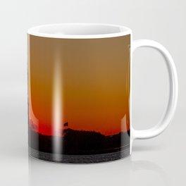 Sun Sets on Liberty Coffee Mug
