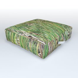 Mallard Duck in natural environment Outdoor Floor Cushion