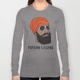 Turban Legend Long Sleeve T-shirt