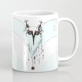 Owl Boho Coffee Mug