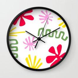 Hello Hawaii Wall Clock