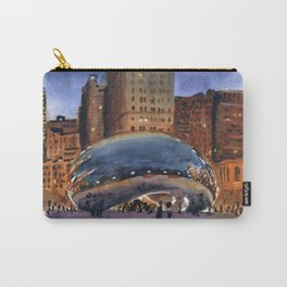 Cloud Gate Nocturne Carry-All Pouch