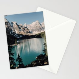 Moraine Lake Morning Stationery Cards