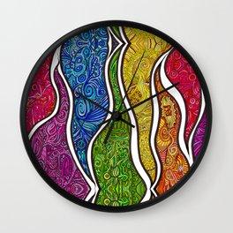222 Wall Clock